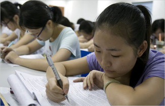 Chinese students 8