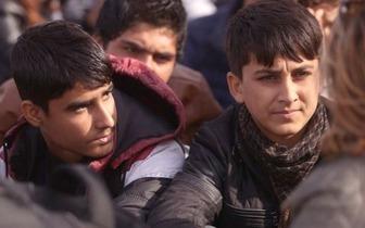 Refugee children to Europe 1