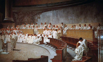 Roman senate 5