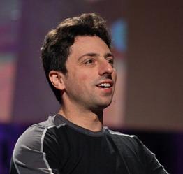 Sergey Brin 1
