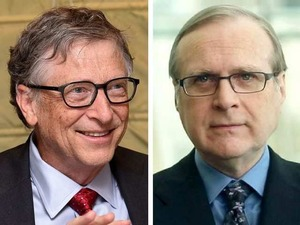 Paul Allen & Bill Gates 3