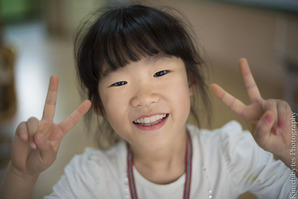 Korean kid 4