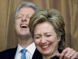 Bill & Hillary Clinton 1