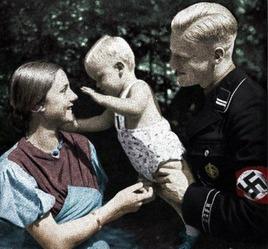 German SS Nazi