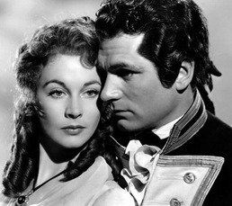 Vivian Leigh & Laurence Olivier in That Hamilton Woman