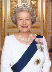 Queen Elizabeth 007