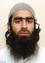 Muslim terrorist 1