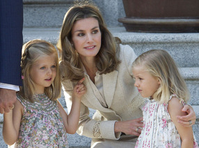 princess leonor & letizia 2