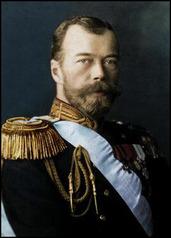 Nicholas II Tsar