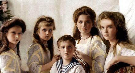 Romanov Family 5