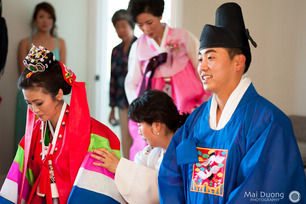 Korean wedding 3