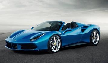 Ferrari Spider 001
