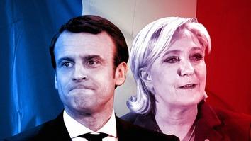 Macron vs Le Pen 01