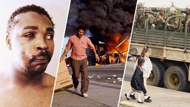 Rodney King riot 1992