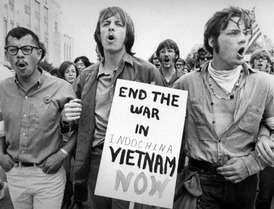 Hippies Anti-war