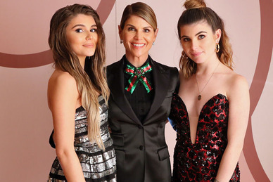 Lori Loughlin & daughters