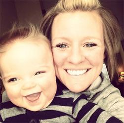 Amanda Blackburn & Child