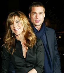 Jennifer & Brad Pitt 2