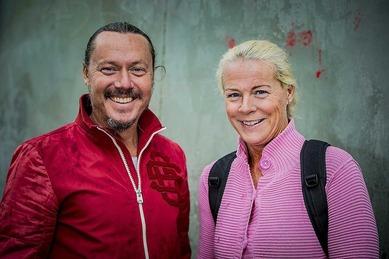 Malena Ernman & Svante Thunberg 1