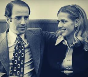Joe & Neilia Biden 1
