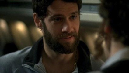 Justin Bartha in Holly Rollers