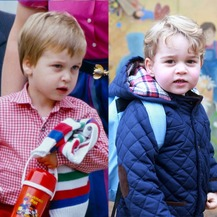 Prince William & Prince George 2