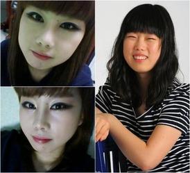 Korean woman 8