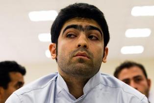 Mossad spy suspect Majid Jamali Fashi in Iran 2