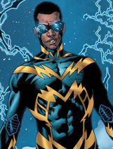 Black Superheroes Black Lightning