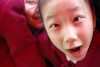 Korean kid 1