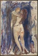 Munch Girl & Death
