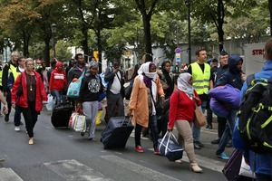 Immigrants in France 1