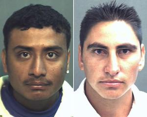 Juan Hernandez & Richard Morales