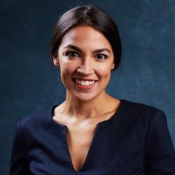 Alexandra Ocasio Cortez 1