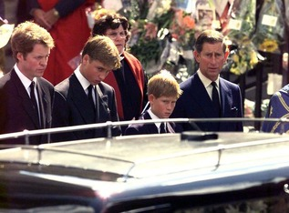 Diana Funeral 2