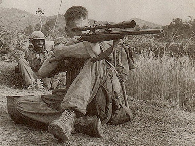 Carlos Hathcock Sniper 1