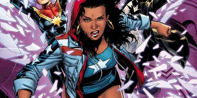 America Chavez 5