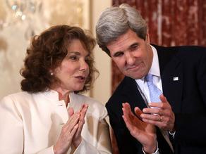 Teresa Heinz & John Kerry 2
