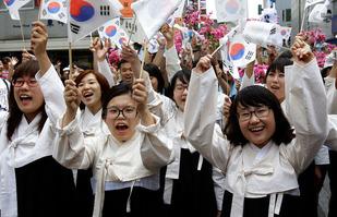 Koreans 732