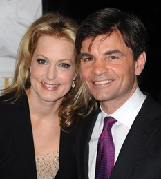 George Stephanopoulos & Ali Wentworth 2