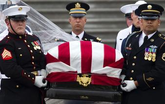 john McCain Funeral 5