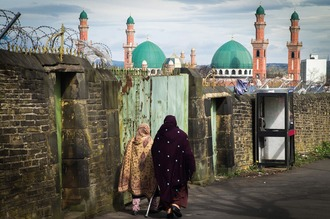 Mosque in Britain 3