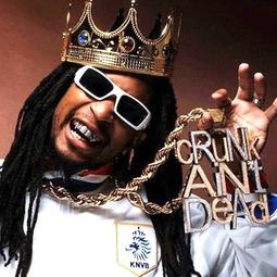 Black rapper 2