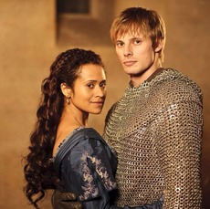 Angel Coulby in Merlin 01