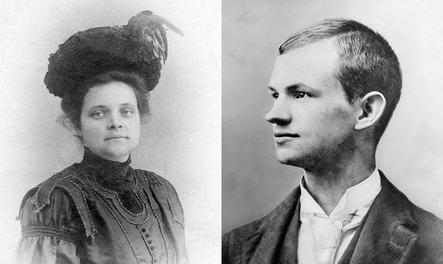 Edna & John MacMillan 1
