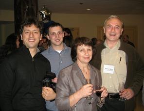 Sergey Brin 6 family 2