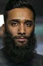 Muslim man 011