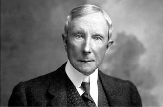 John D. Rockefeller 3