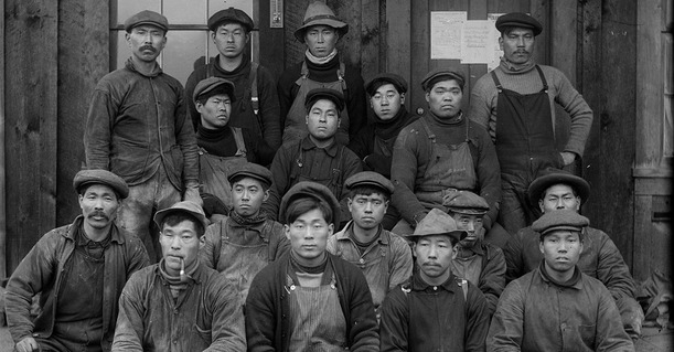 Chinese workers 1