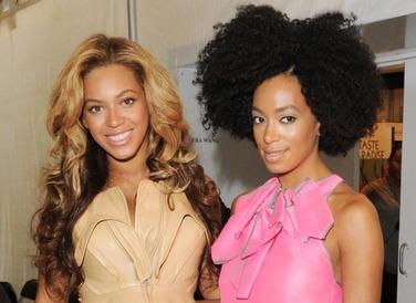 Beyonce & Solange 2